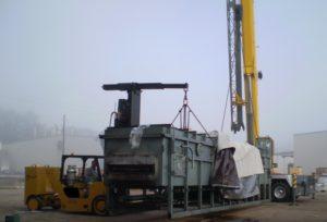 Industrial contracting